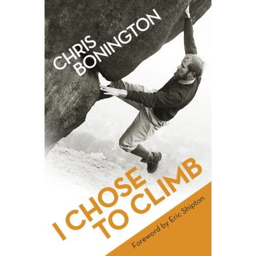 I chose to climb photo from amazon.com